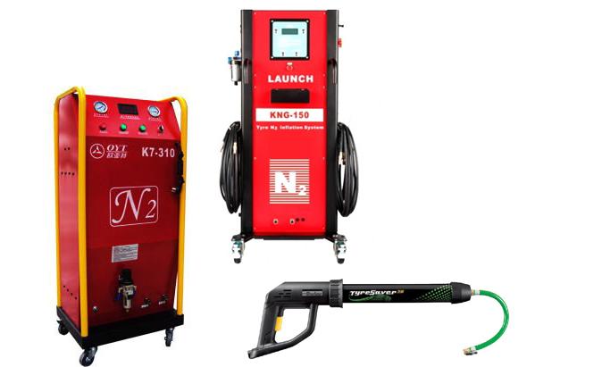 Maquinas-nitrogeno